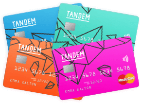 Example credit cards